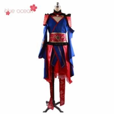 Fate/Grand Order FGO 宮本武蔵 みやもとむさし Saber 豪華 風 コスプレ衣装  cosplay ハロウィン  仮装