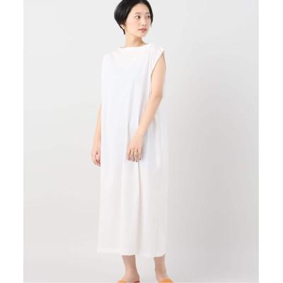 レディース ボイスフロムベイクルーズ 【SACRA】STIFF CLOTH OP ホワイト 38