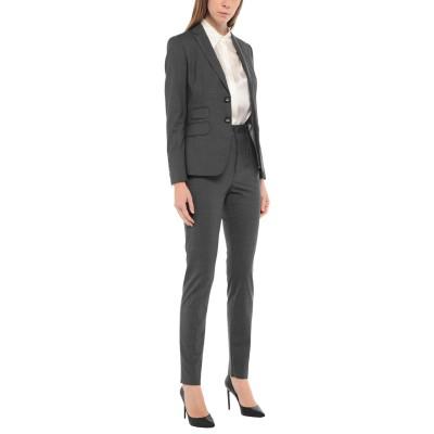 ディースクエアード DSQUARED2 レディーススーツ 鉛色 44 バージンウール 95% / ポリウレタン 5% レディーススーツ