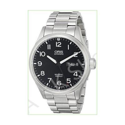 Oris Men's 75276984164MB Big Crown Analog Display Swiss Automatic Silver Watch【並行輸入品】