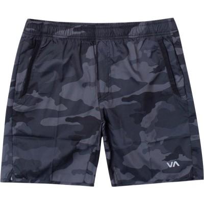ルーカ ハーフ&ショーツ ボトムス メンズ RVCA Men's Yogger IV Shorts Camo