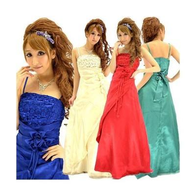 薔薇オーガンジー姫ドレス