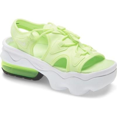 ナイキ NIKE レディース サンダル・ミュール シューズ・靴 Air Max Koko Sandal Barely Volt/White/Black