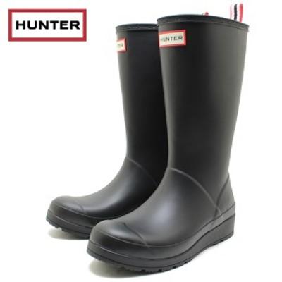 国内正規品 HUNTER ハンター レディース レインブーツ オリジナル プレイブーツ ORIGINAL PLAY BOOT TALL レインブーツ 長靴 ラバーブー