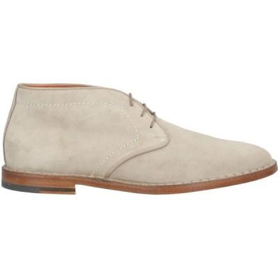 サントーニ SANTONI メンズ ブーツ シューズ・靴 Boots Beige