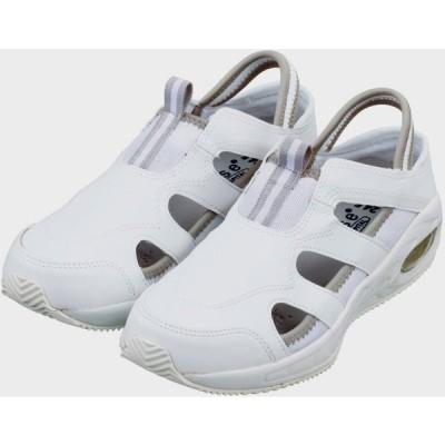 ナースフィット F001 医療 靴 ナースサンダル 男女兼用