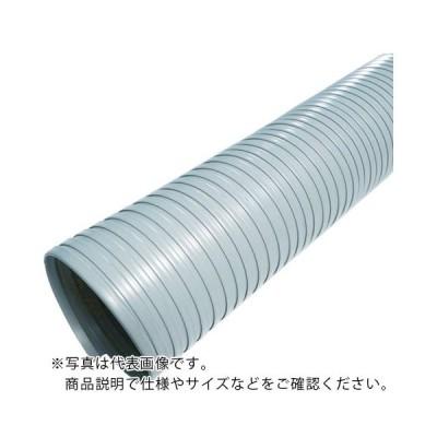カナフレックス 硬質ダクトN.S.型 75径 10m ( DC-NS-H-075-10 ) カナフレックスコーポレーション(株)