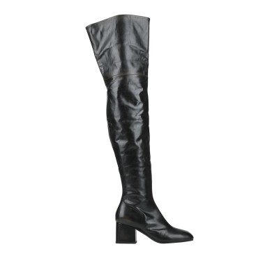 マルニ MARNI ブーツ ブラック 36 革 ブーツ
