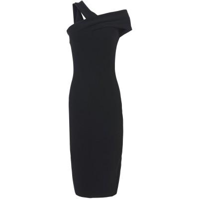 BEC & BRIDGE ミニワンピース&ドレス ブラック 8 ポリエステル 95% / ポリウレタン 5% ミニワンピース&ドレス