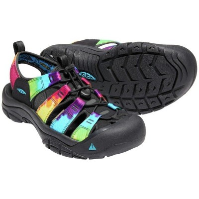 キーン KEEN Mens Newport Retro Original Tie Dye