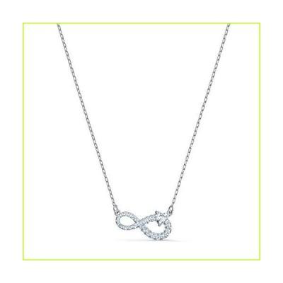 Swarovski スワロフスキー Infinity クリスタル ネックレス【並行輸入品】