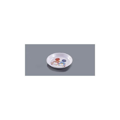 お子様食器 中皿 BB-25 ベン&ベティー メラミン