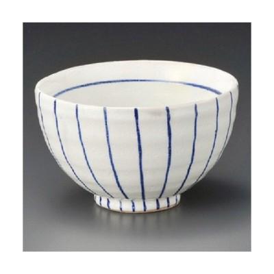 和食器 丼 粉引呉須十草茶漬碗 どんぶり 食器 陶器 ボウル