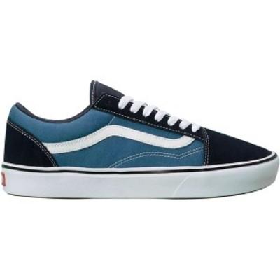 バンズ メンズ スニーカー シューズ Comfycush Old Skool Shoe (classic) Navy/Stv Navy
