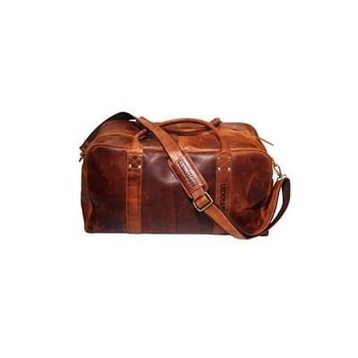 Lederart Travel Bag 50 cm 40 L Vintage Brown 並行輸入品