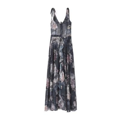 WE ARE KINDRED ロングワンピース&ドレス 鉛色 6 ポリエステル 100% ロングワンピース&ドレス