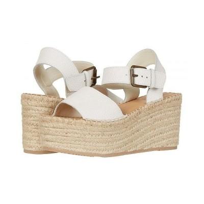 Soludos ソルドス レディース 女性用 シューズ 靴 ヒール Minorca Platform - White