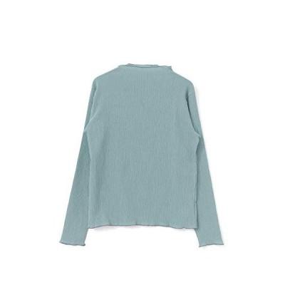 [アーバンリサーチ] tシャツ 楊柳ハイネックカットソー レディース UR07-21T012 SAX FREE