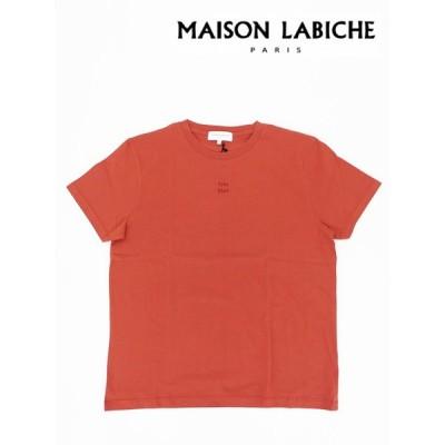 MAISON LABICHE/メゾンラビッシュ/Tシャツ/半袖カットソー/テラコッタ/mlb400608