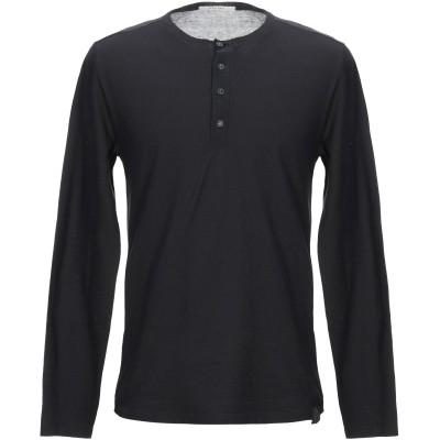 DIKTAT T シャツ ブラック M コットン 90% / リネン 10% T シャツ