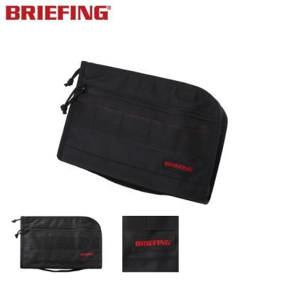 ブリーフィング クラッチバッグ メンズ BRW201A10 BRIEFING TRAVEL TAP MW   当社限定 別注モデル 軽量