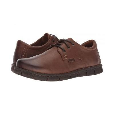 Born ボーン メンズ 男性用 シューズ 靴 オックスフォード 紳士靴 通勤靴 Soledad - Brown (Avana) Full Grain Leather