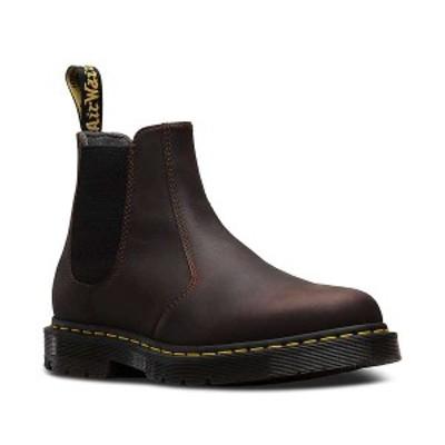 ドクターマーチン メンズ ブーツ・レインブーツ シューズ Dr. Martens Men's 2976 Snowplow Boot Cocoa