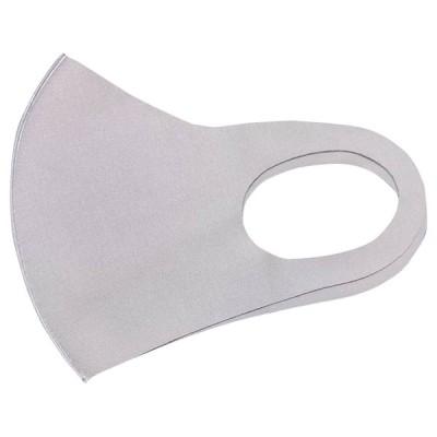 マスク グレー 軽量 ストレッチ メンズ レディース 洗える 男女兼用 大人用