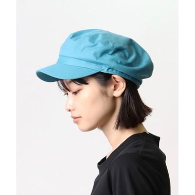 salle de bal / ∴COTTON HB MARI CAS ヘリンボーンマリンキャスケット WOMEN 帽子 > キャスケット
