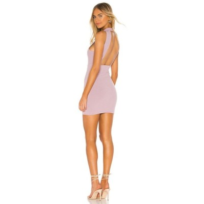 ラヴァーズフレンズ Lovers + Friends レディース ワンピース ワンピース・ドレス Christina Dress Purple