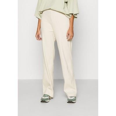 モンキ カジュアルパンツ レディース ボトムス CLARA TOUSERS - Trousers - beige