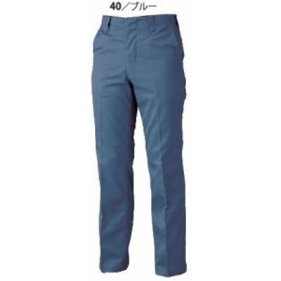3310 米式ズボン(ノータック) XEBEC ジーベック 秋冬作業服 作業着  70~120 ポリエステル65%・綿35%