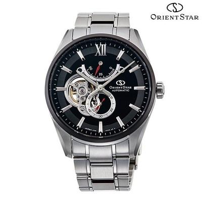 オリエントスター ORIENT STAR スリムスケルトン RK-HJ0003B 正規品 メンズ 機械式(自動巻き)腕時計