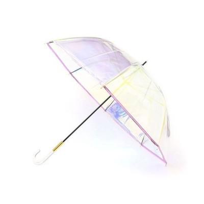 傘 Wpc.:パイピングオーロラアンブレラ◆
