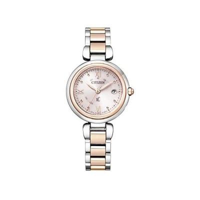 [Citizen] 腕時計 クロスシー ES9465-50W レディース マルチカラー (ピンク)