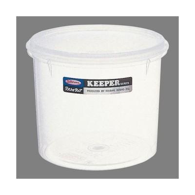 Lustro ware ラストロ・丸キーパー  B-314M  食品保存容器