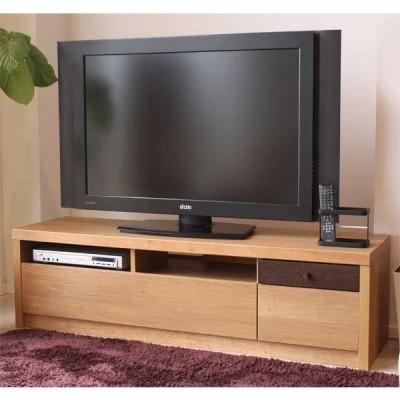 木製テレビ台150センチ幅 HOMA(ホマ) ナチュラル色 完成品 国産品