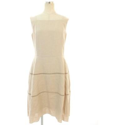 フォクシーブティック ワンピース 34330 Dress Cote d'Azur ノースリーブ 40