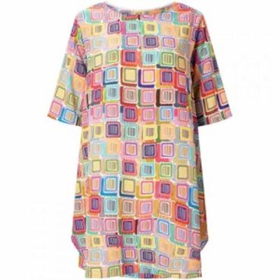 ジュームズ レイクランド James Lakeland レディース ワンピース ワンピース・ドレス Print Point Dress Pink