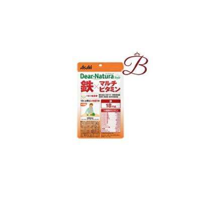 アサヒ ディアナチュラ スタイル 鉄×マルチビタミン 20粒 (20日分)