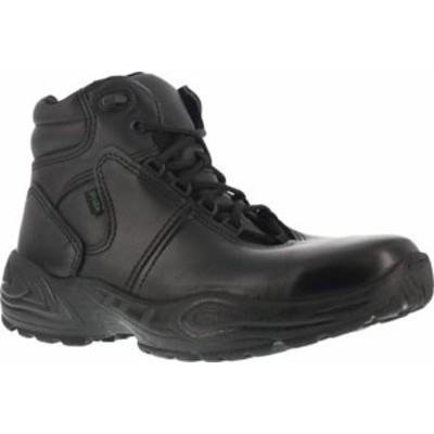 リーボック メンズ ブーツ・レインブーツ シューズ Men's Reebok Work Postal Express CP8500 Work Boot Black