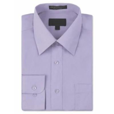ファッション ドレス Mens Classic Fit Long Sleeve Wrinkle Resistant Button Down Premium Dress Shirt