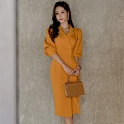 レディースファッション エレガントな女性のブレザードレスセクシーなオフィスレディース長袖女性ファッション新しいデザイン  Elegant w