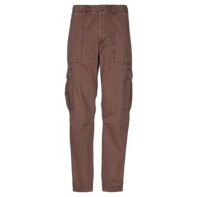 POLO RALPH LAUREN パンツ ブラウン 34 コットン 100% パンツ