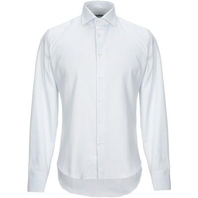 ブライアン デールズ BRIAN DALES シャツ スカイブルー 39 コットン 100% シャツ