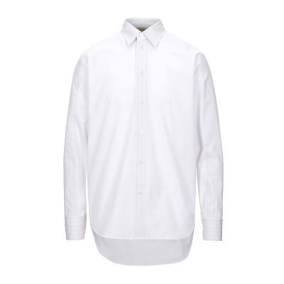 ジル サンダー JIL SANDER シャツ ホワイト 40 コットン 100% シャツ