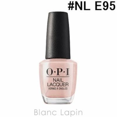 OPI ネイルラッカー #NL E95   プリティー イン パール  15ml [447743]