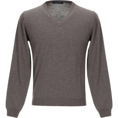 プライベートライブス PRIVATE LIVES メンズ ニット・セーター トップス sweater Khaki