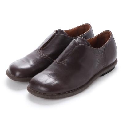 ヨーロッパコンフォートシューズ EU Comfort Shoes Benvado ドレスシューズ(38001) (ブラウン)