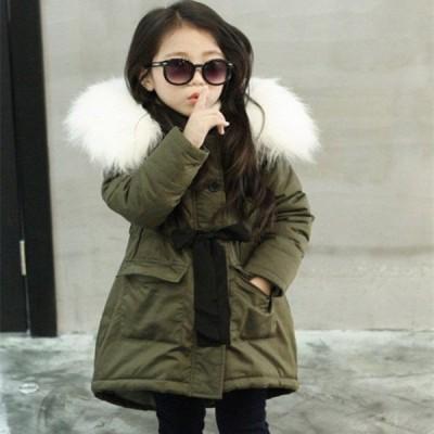 コート キッズ 女の子 韓国子供服 ジュニア 秋冬 アウター トップス 中綿 コート ジャケット ブルゾンジャンパー 厚手 防寒着 お洒落 通学着